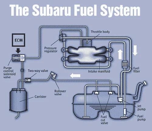 Subaru Fuel Filter Location Wiring Diagram 2019