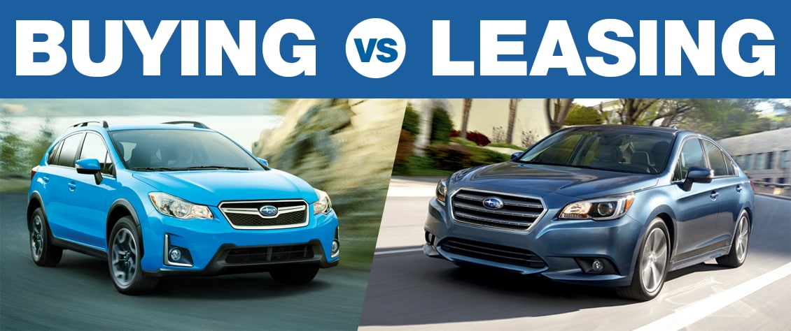 Compare Buy vs Lease at Stohlman Subaru of Sterling near Chantilly VA