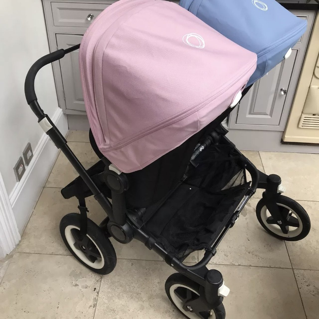 Double Pushchair Bugaboo Listed On Depop By Cocosclosetx
