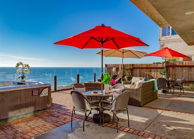 20+ Person Encinitas Vacation Home Beachfront Only Vacation Rentals