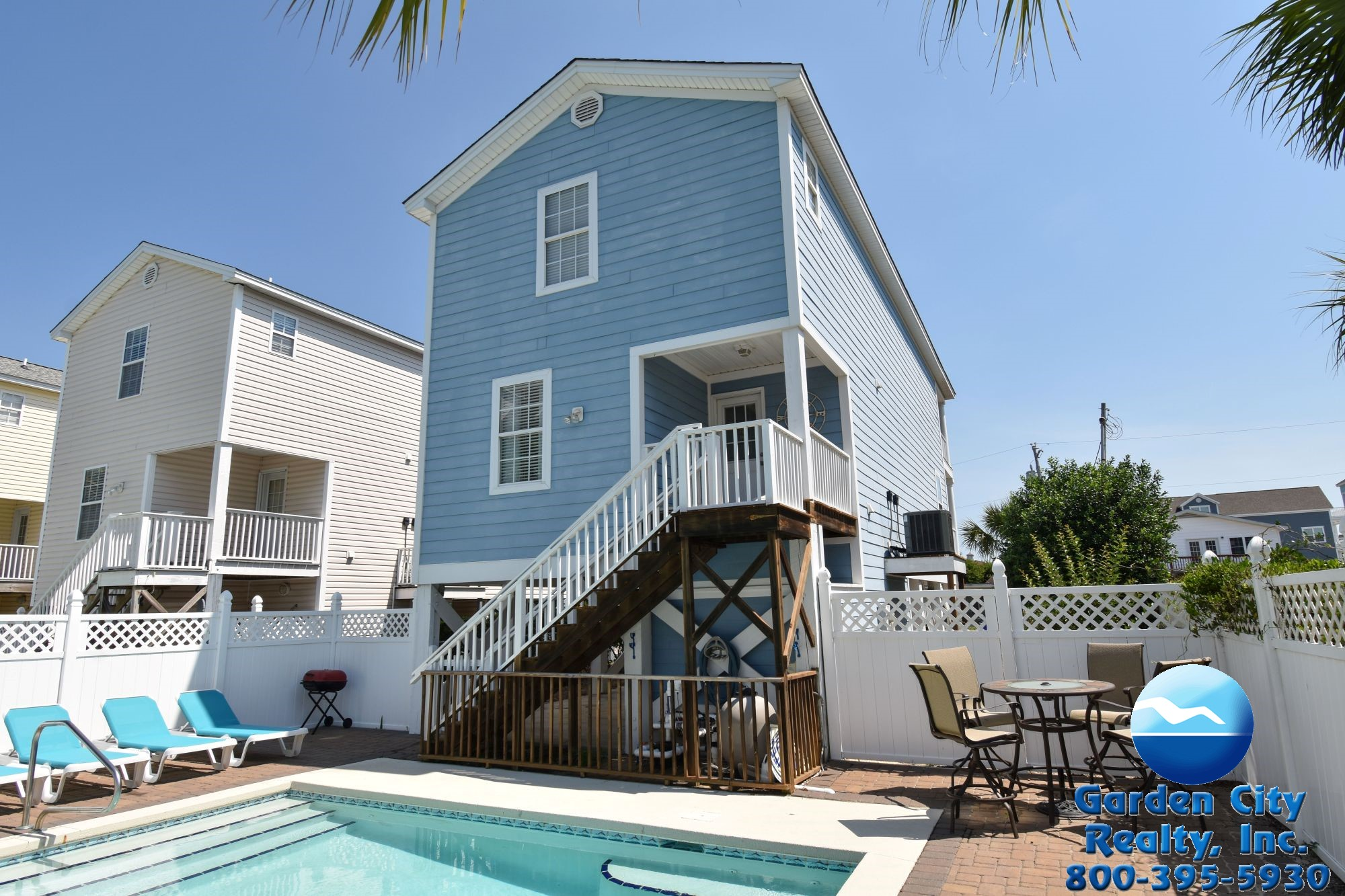 Actually Ours Surfside Beach House Rental Garden City Realty
