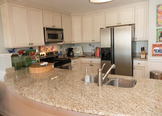 Mermaid Green Granite Kitchen Countertops Green Granite