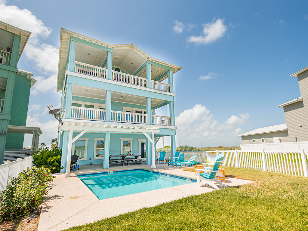 Beach A Holic Corpus Christi Silver Sands Vacation Rentals