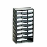 ESD Small Parts Storage - Small Cabinet with Polypropylene ...