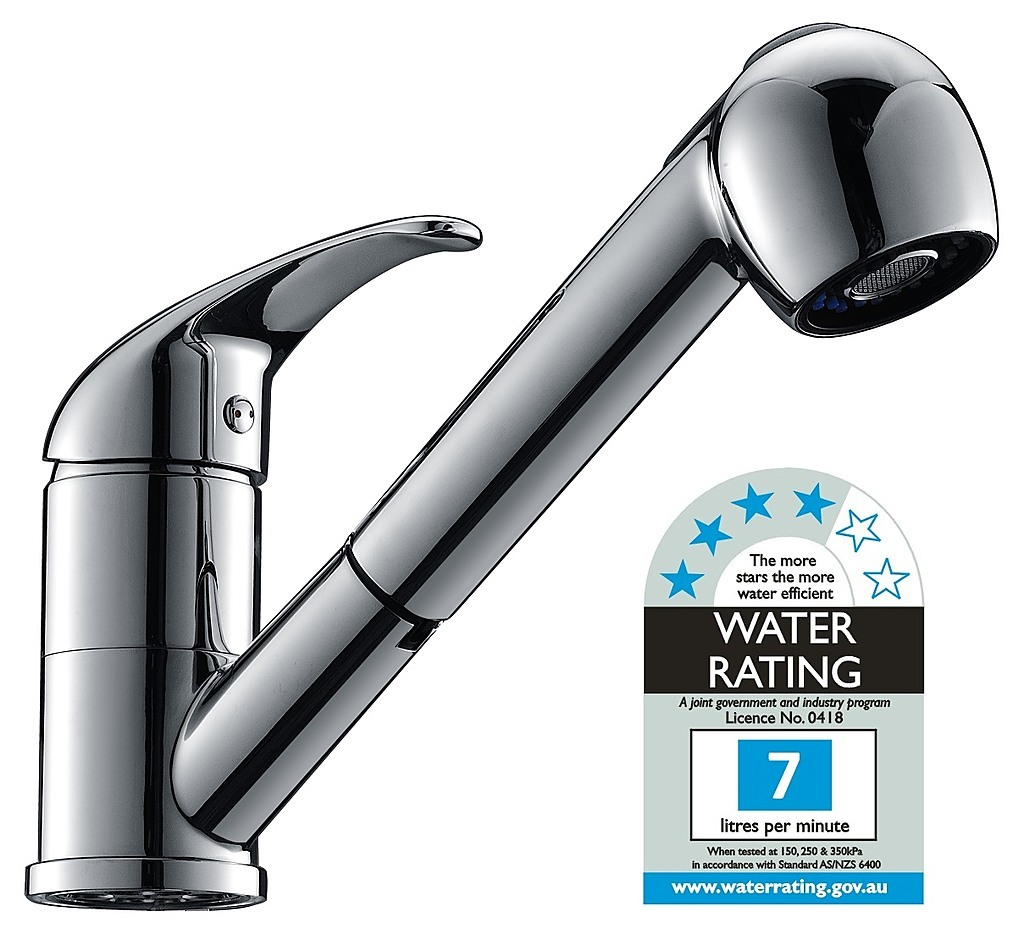 Tapware Brisbane Basin Mixer Tap Faucet Kitchen Laundry Bathroom Sink