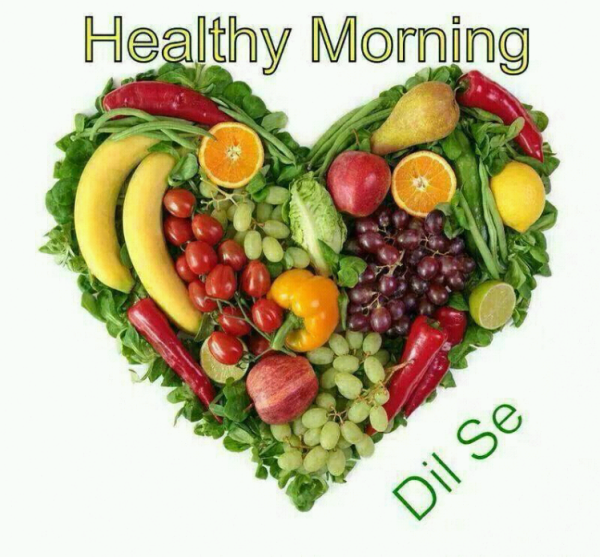 healthy morning pic