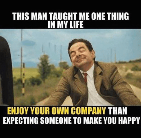 Mr. Bean was a great teacher in a great show