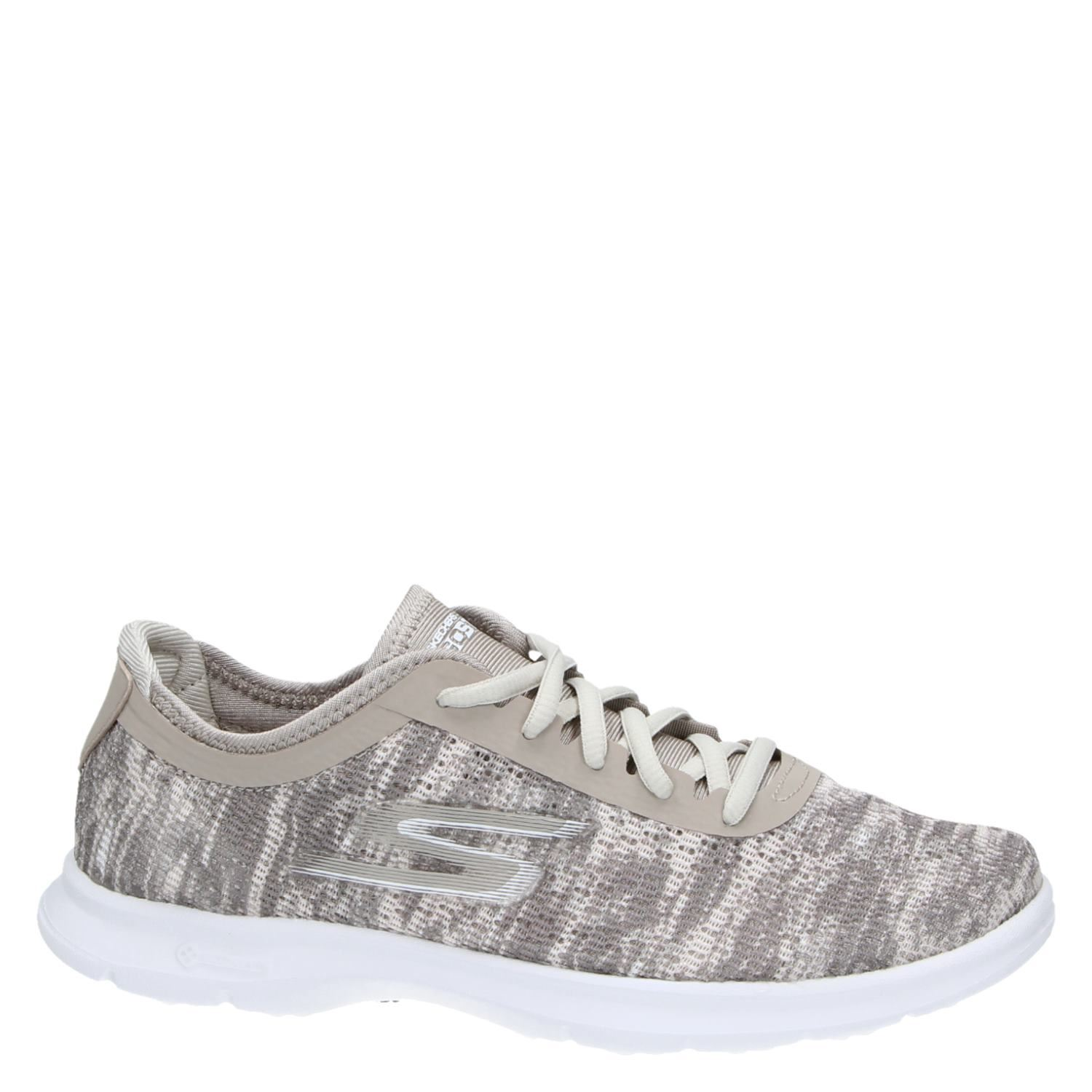 Skechers Dames Skechers Dames Lage Sneakers Wit