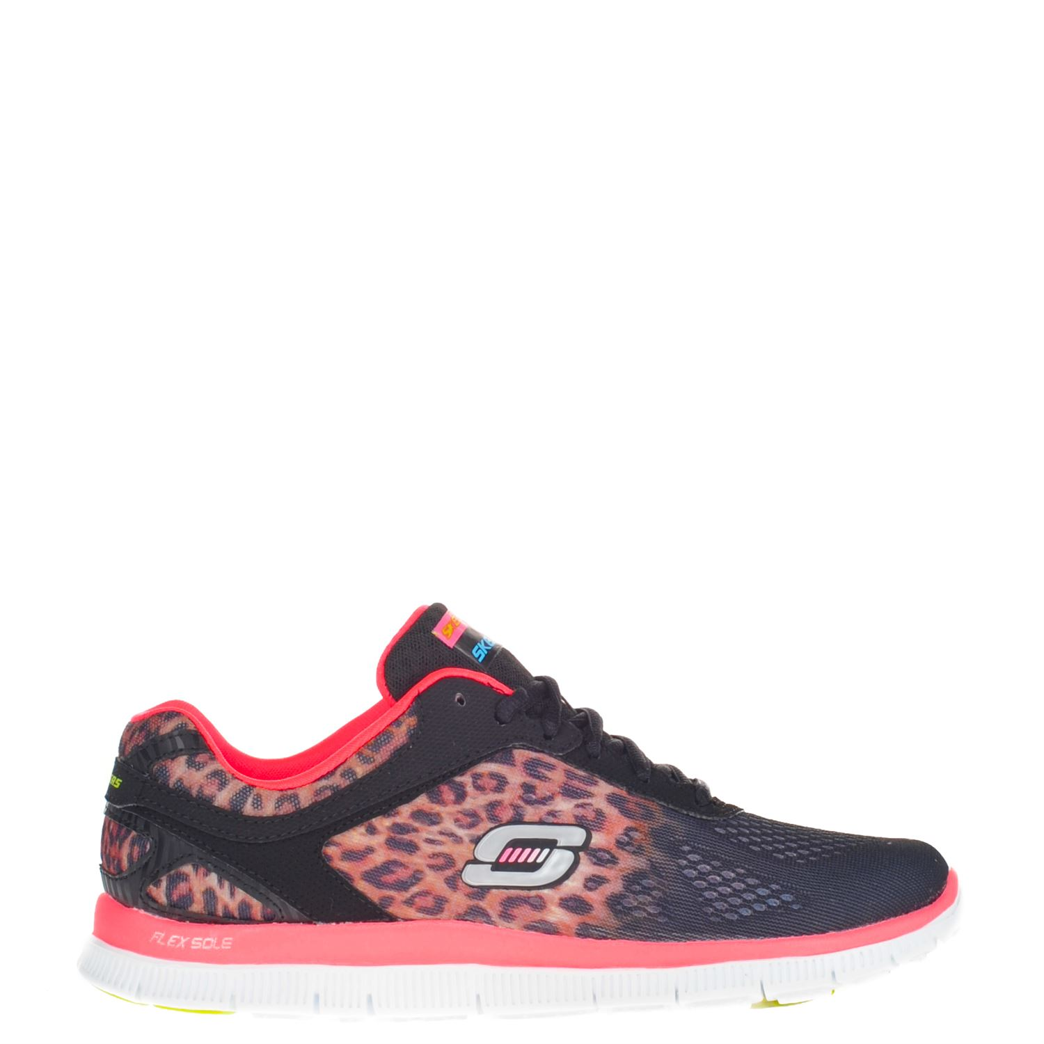 Skechers Dames Skechers Dames Lage Sneakers Bruin