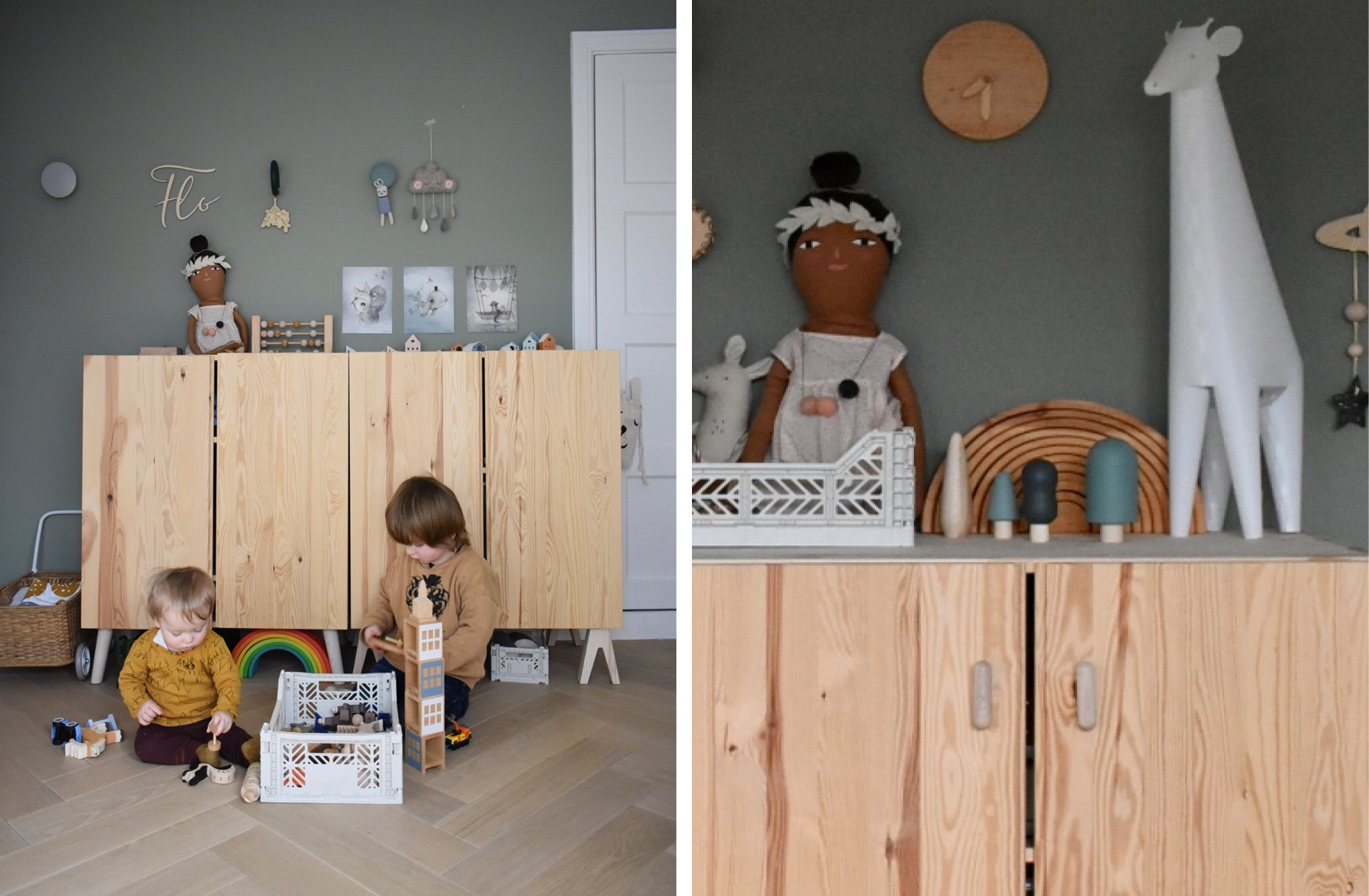 Ikea Hacks Hemnes Pretty Movement The Place To Be To Check Out Inspiring