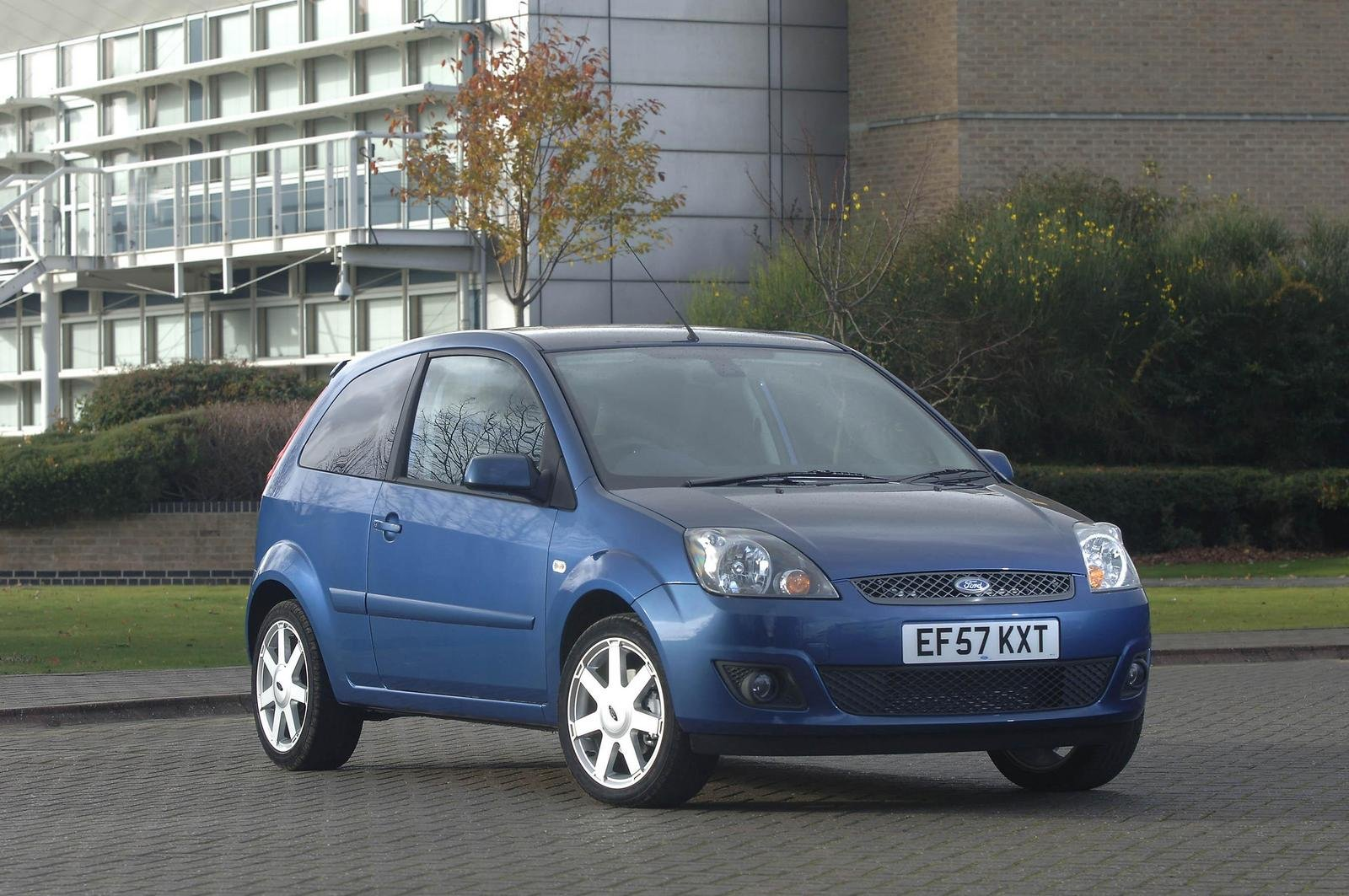 2008 Ford Fiesta Zetec 2007 Ford Fiesta Zetec Blue Review Gallery Top Speed