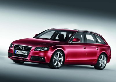 2009 Audi A4 Avant Review - Top Speed