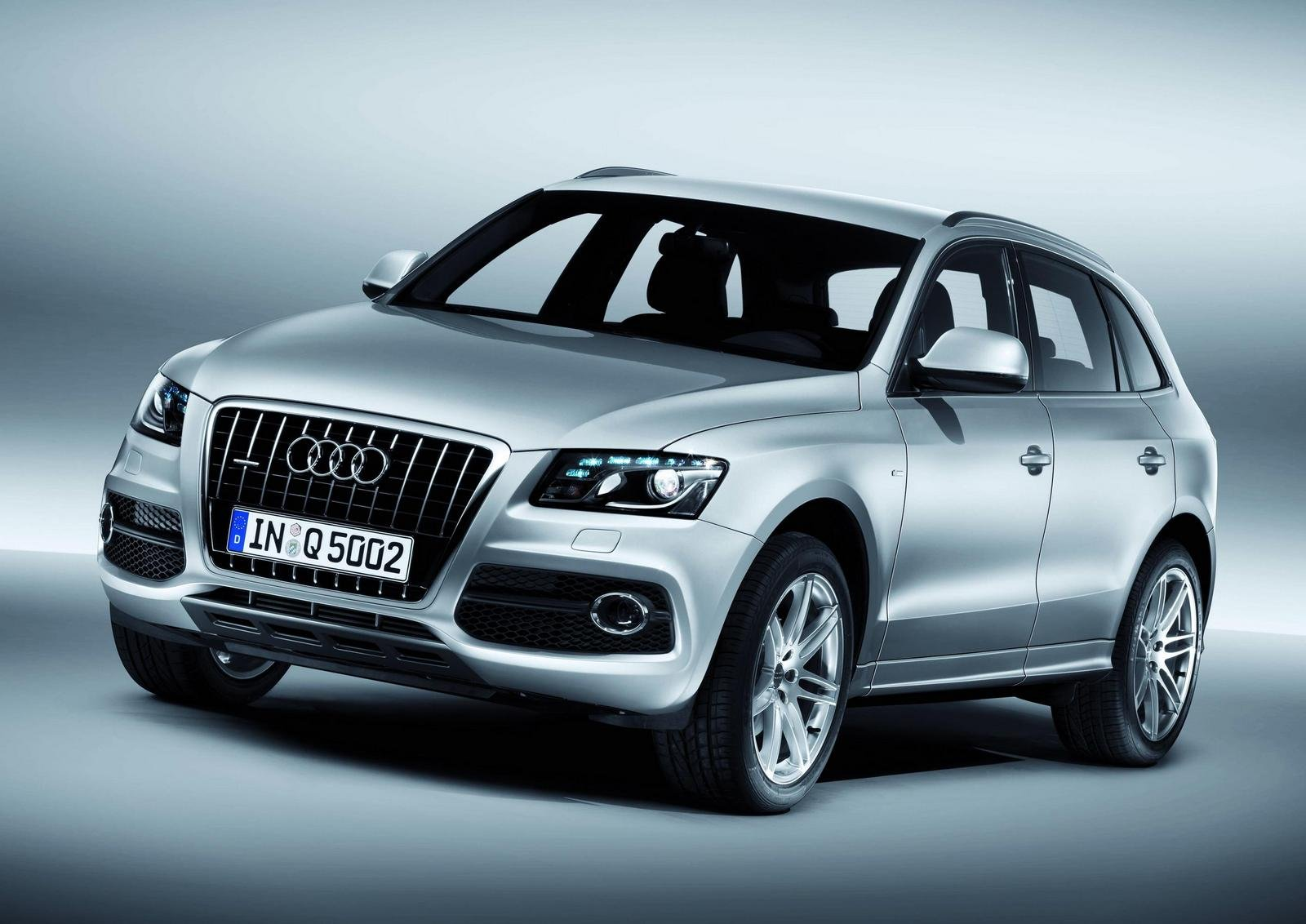 S Line 2009 Audi Q5 S-line Review - Top Speed