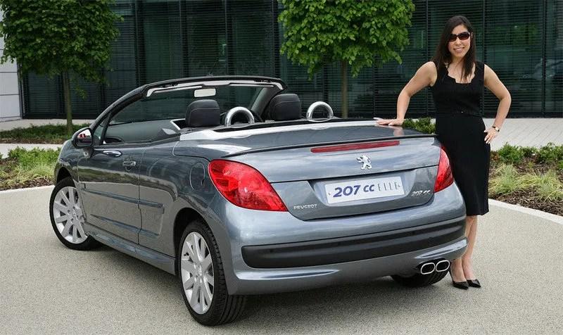 2008 Peugeot 207 CC ELLE Gallery 251406 Top Speed