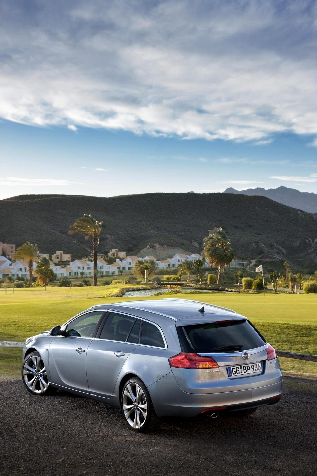Vauxhall Corsa 2009 Review 2009 Opel Insignia Sports Tourer Picture 291029 Car