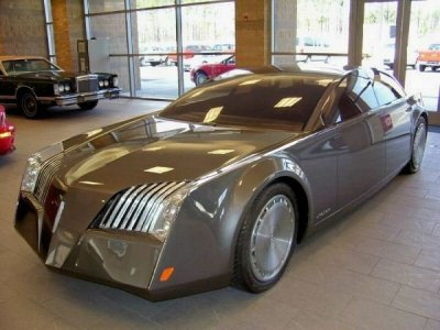 Lincoln Sentinel Concept Car For Sale On EBay News - Gallery - Top Speed