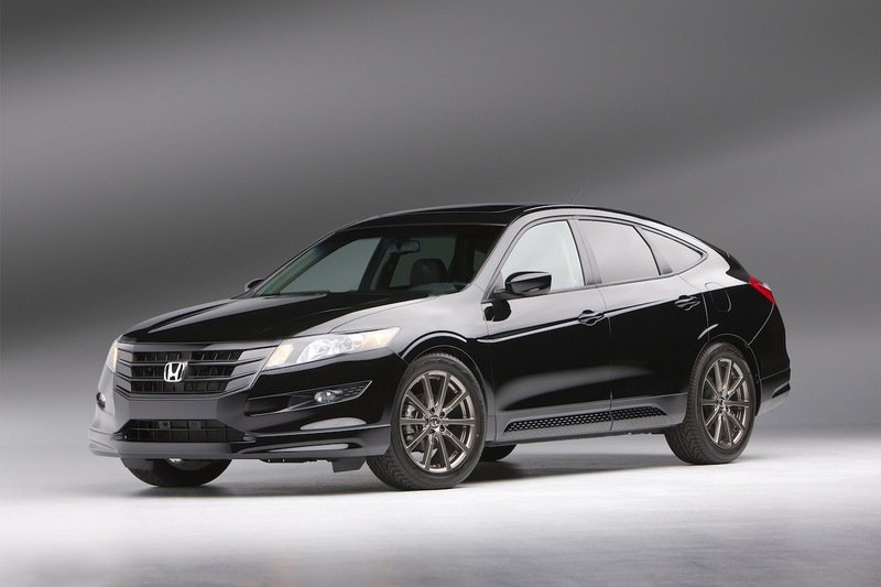 2011 Honda Accord Crosstour HFP Concept Top Speed