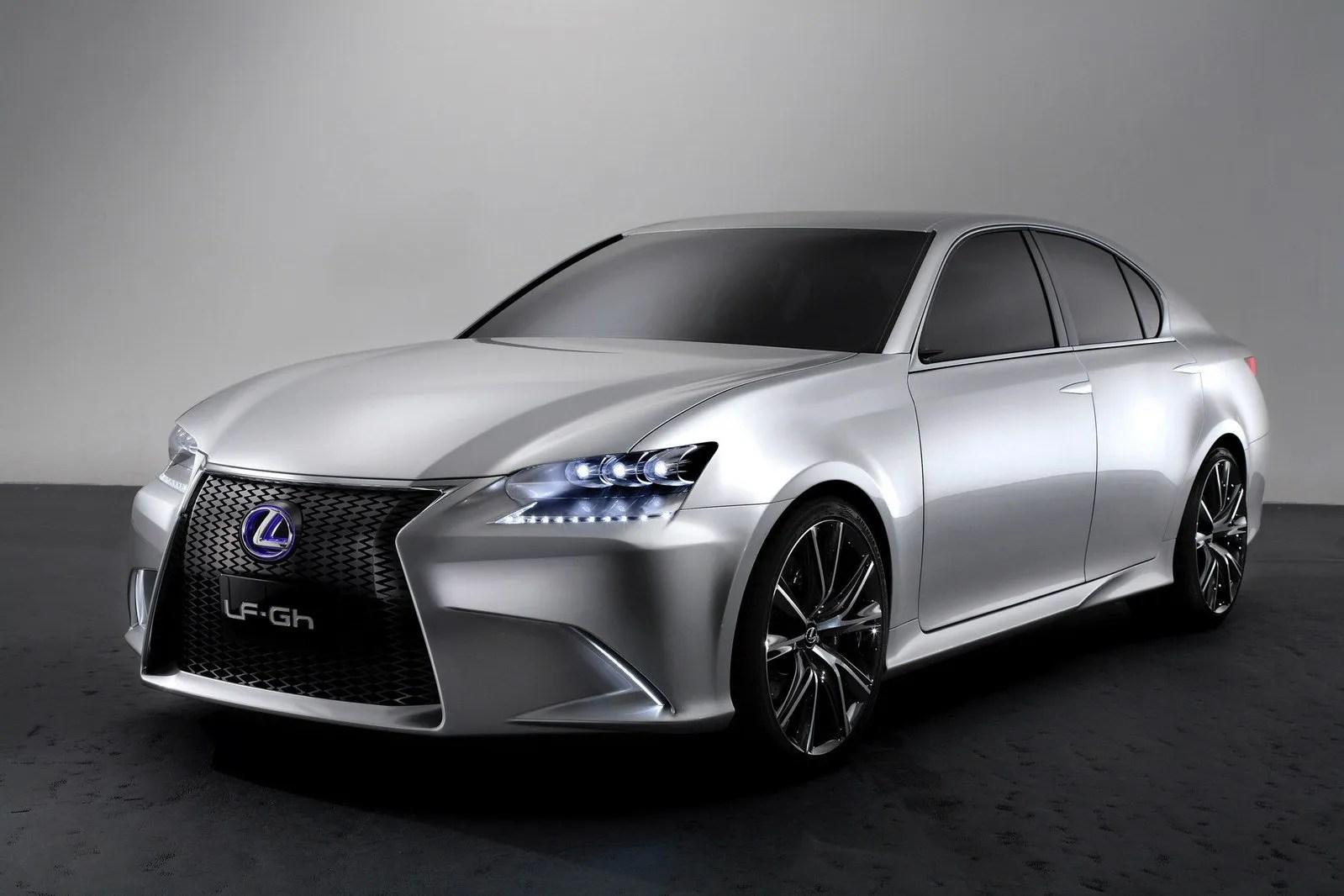 Wallpaper Muscle Car Hd 2011 Lexus Lf Gh Concept Review Top Speed