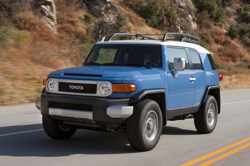 Toyota FJ Cruiser Reviews, Specs  Prices - Page 6 - Top Speed
