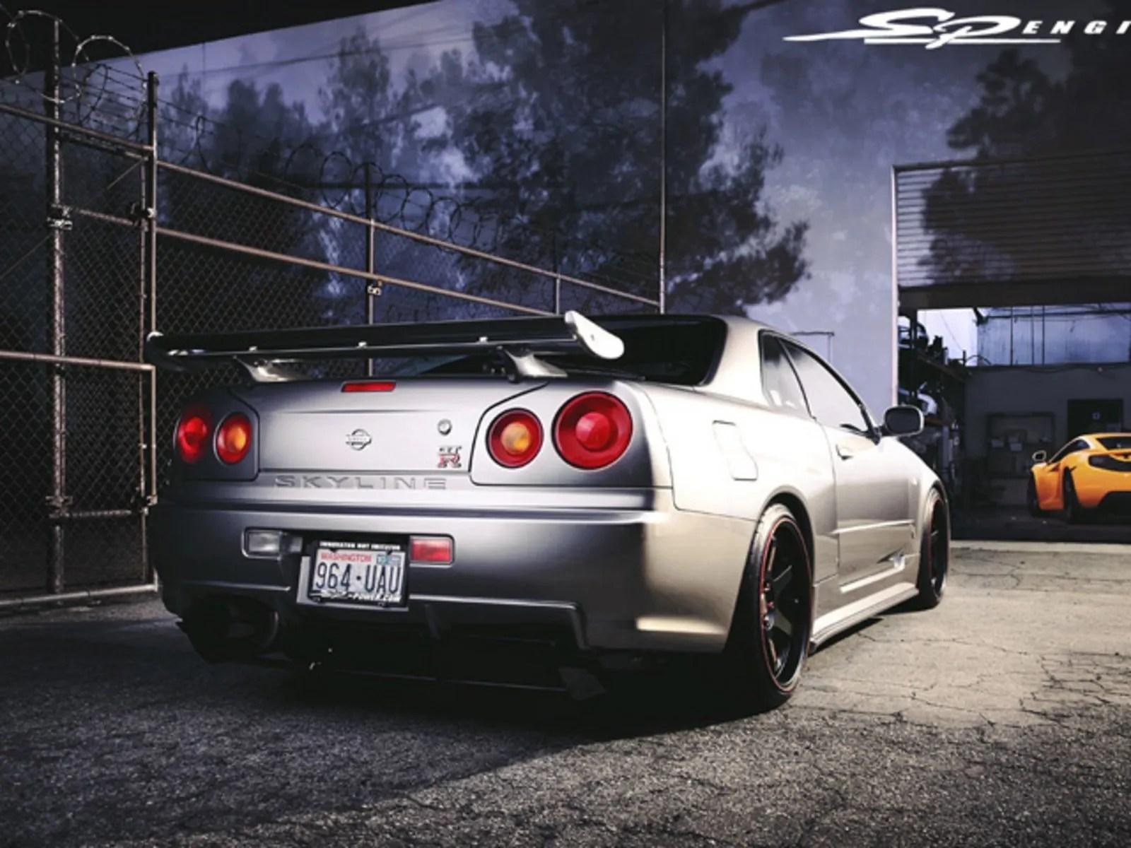 Drift Car Wallpaper Hd 2012 Nissan Gtr Skyline R34 By Sp Engineering Review Top