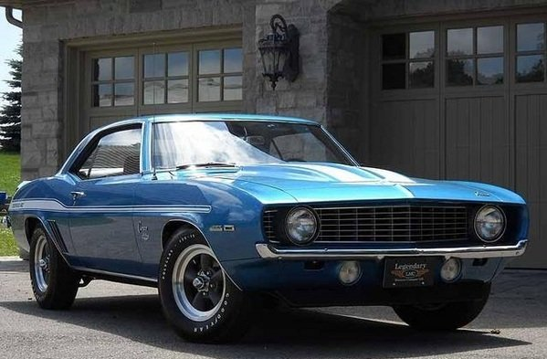 Old Classic El Camino Muscle Cars Wallpaper 1969 Chevrolet Camaro Copo 427 Yenko Review Top Speed