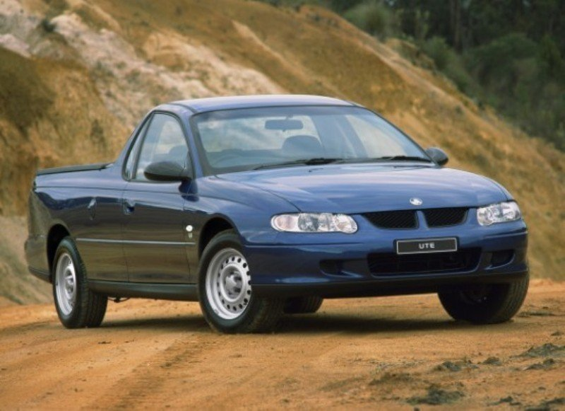 Commercial Vehicle Manufacturers Reviews 2000 Holden Commodore Vu Ute Gallery 471085 Top Speed