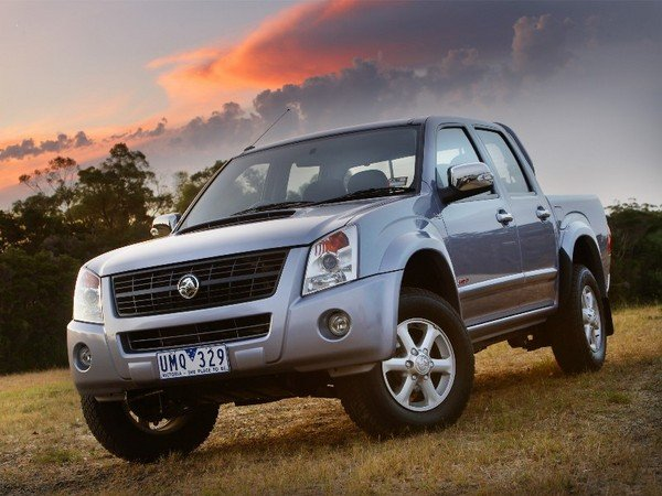 Commercial Vehicle Manufacturers Reviews 2003 2007 Holden Rodeo Truck Review Top Speed