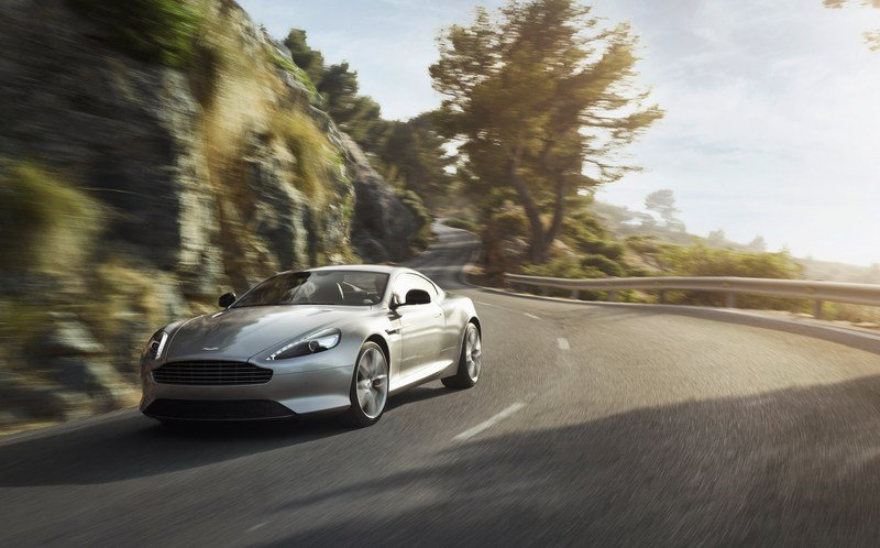 2013 Aston Martin DB9 Top Speed