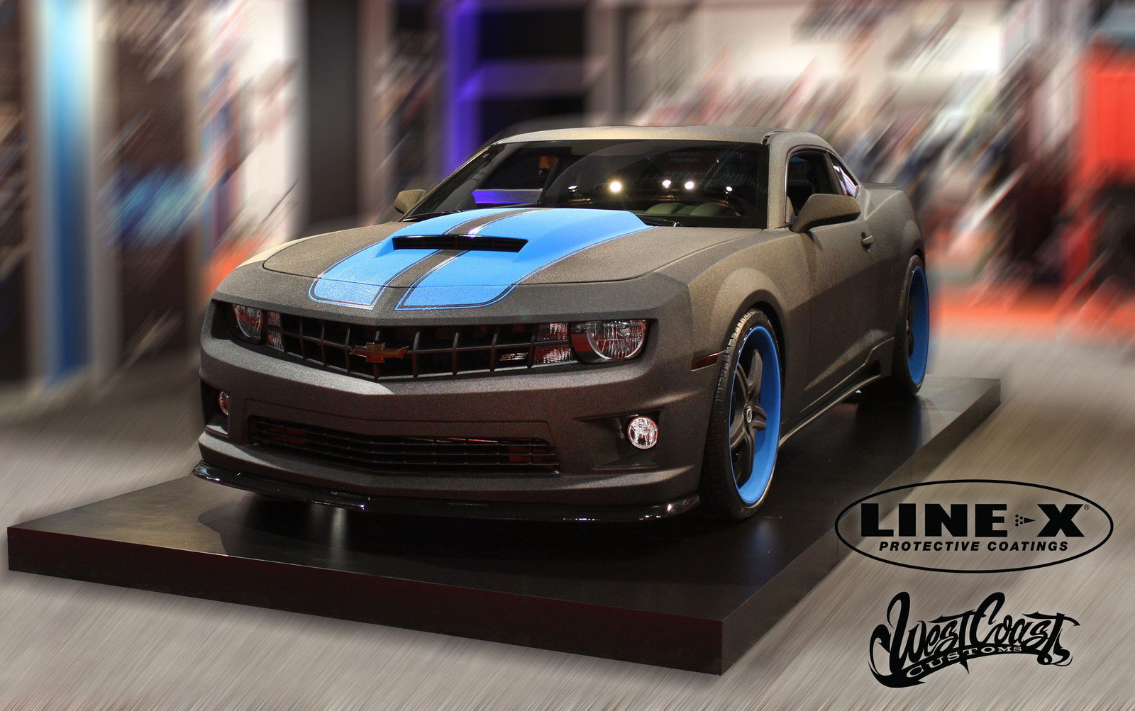 Www Hummer Limousine Car Wallpapers Com 2013 Chevrolet Camaro Line X By West Coast Customs