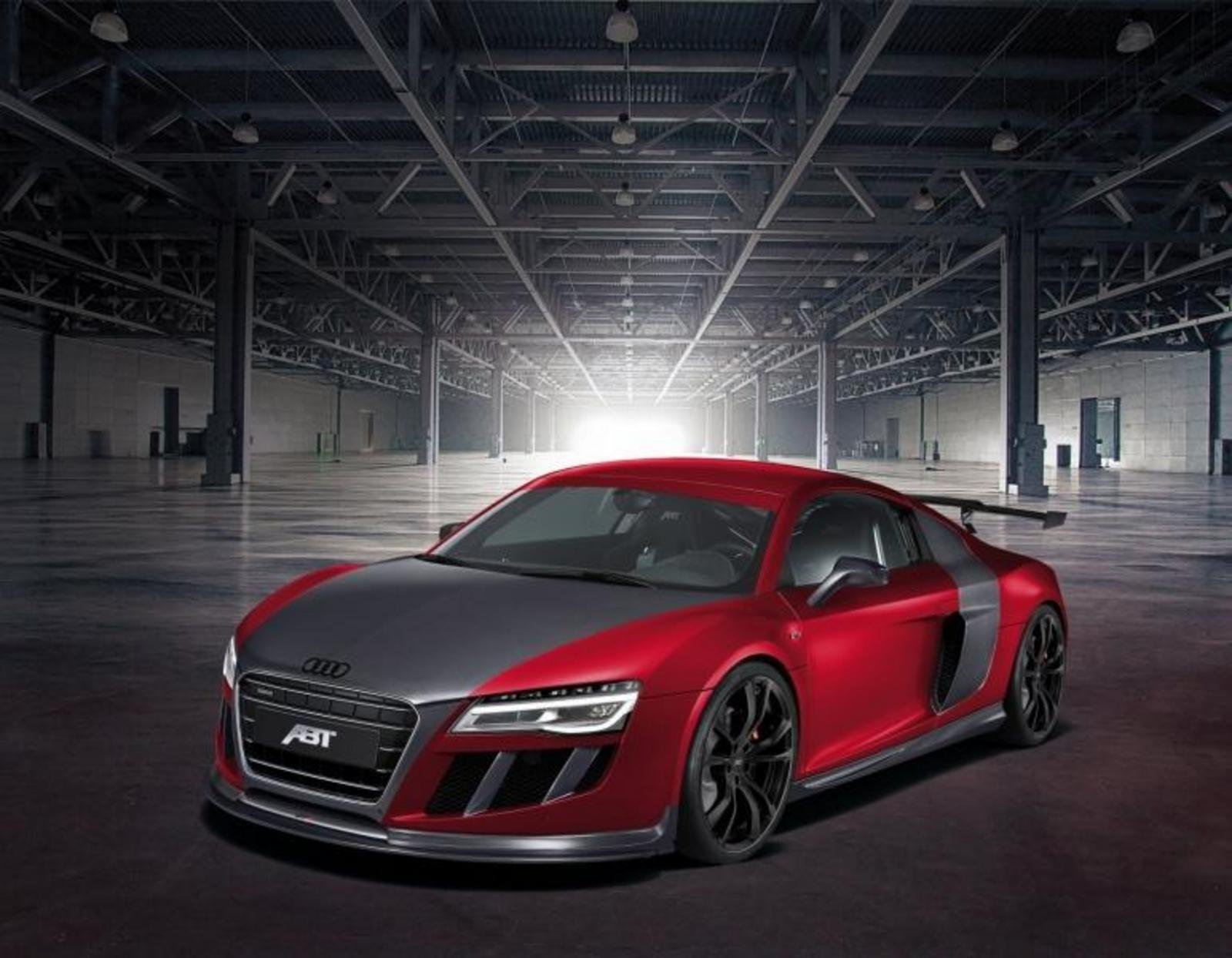 Black Red Wallpaper 2013 Audi R8 Gtr By Abt Sportsline Review Top Speed