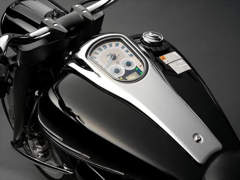 2013 Yamaha XV1900A Midnight Star Top Speed