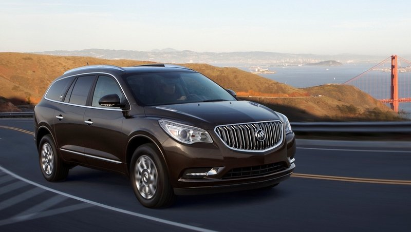 2014 Buick Enclave Top Speed