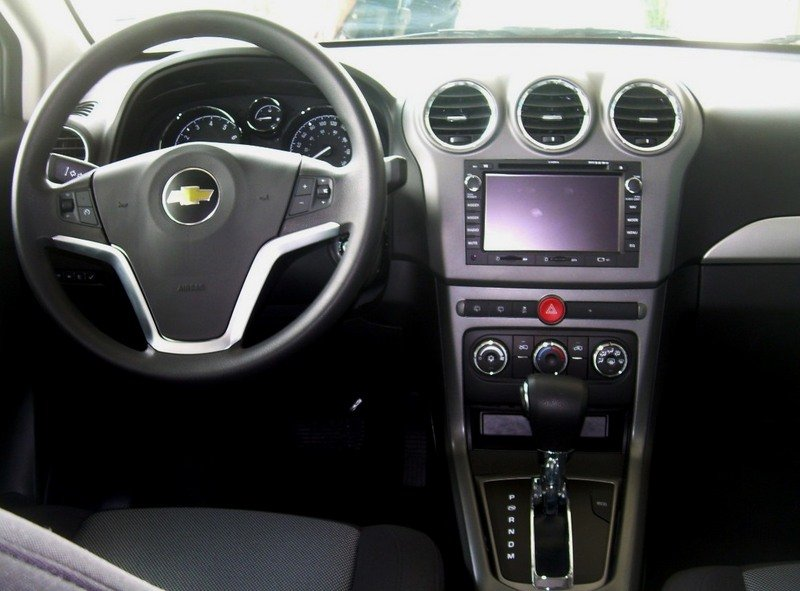 Compact System Australia 2014 Chevrolet Captiva Sport Top Speed