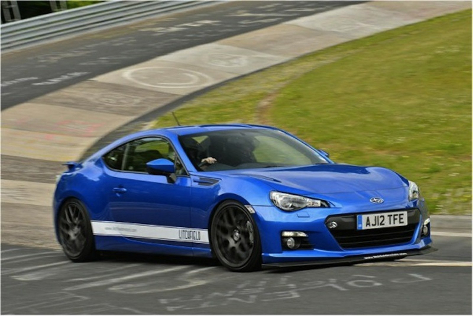 Speed And Sound Cars Wallpapers 2013 Subaru Brz Spec S By Lichtfield Review Top Speed