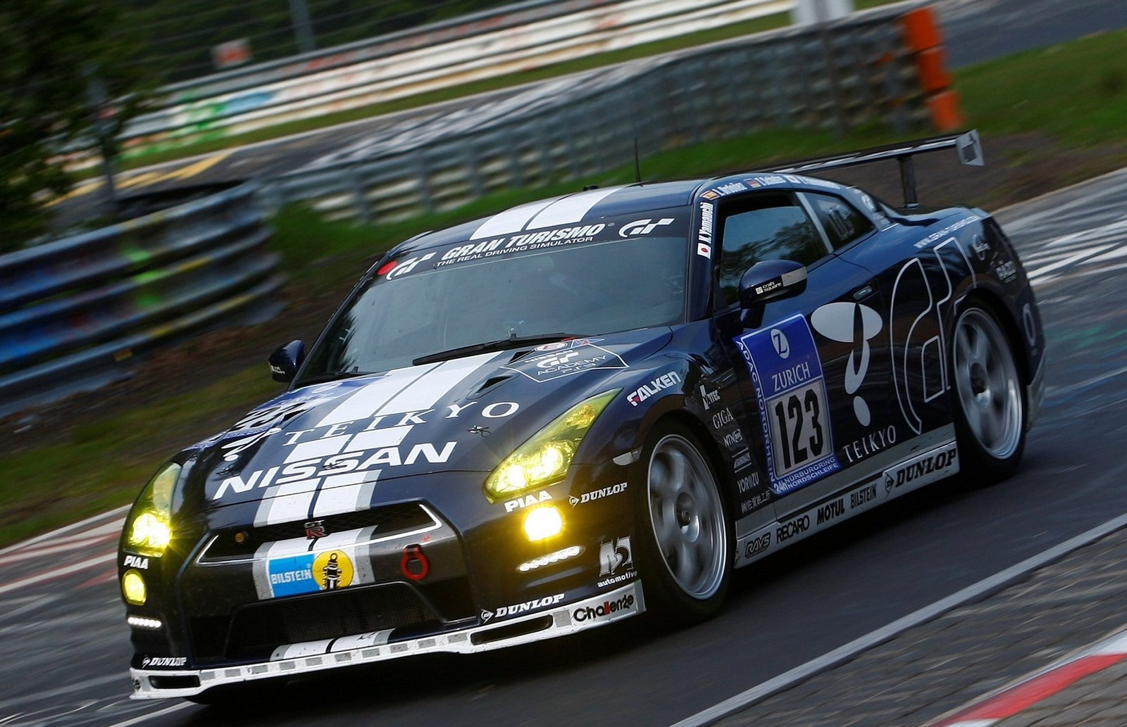 race cars top speed