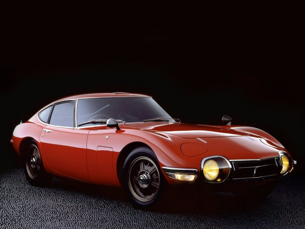 3d Racing Car Wallpaper 1967 1970 Toyota 2000gt Review Top Speed