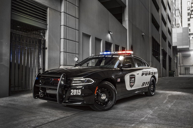 2015 Dodge Charger Pursuit Top Speed