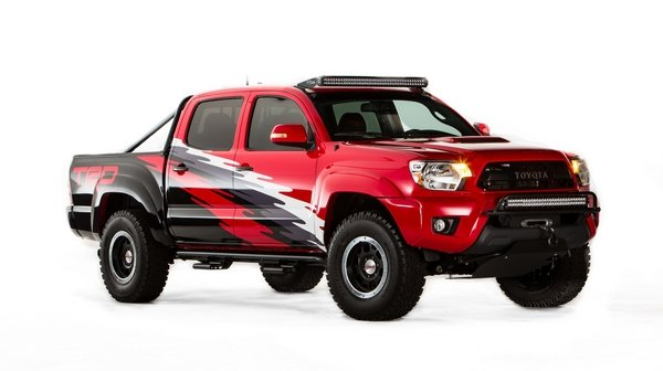 Car Chase Wallpaper 2015 Toyota Tacoma Trd Review Top Speed