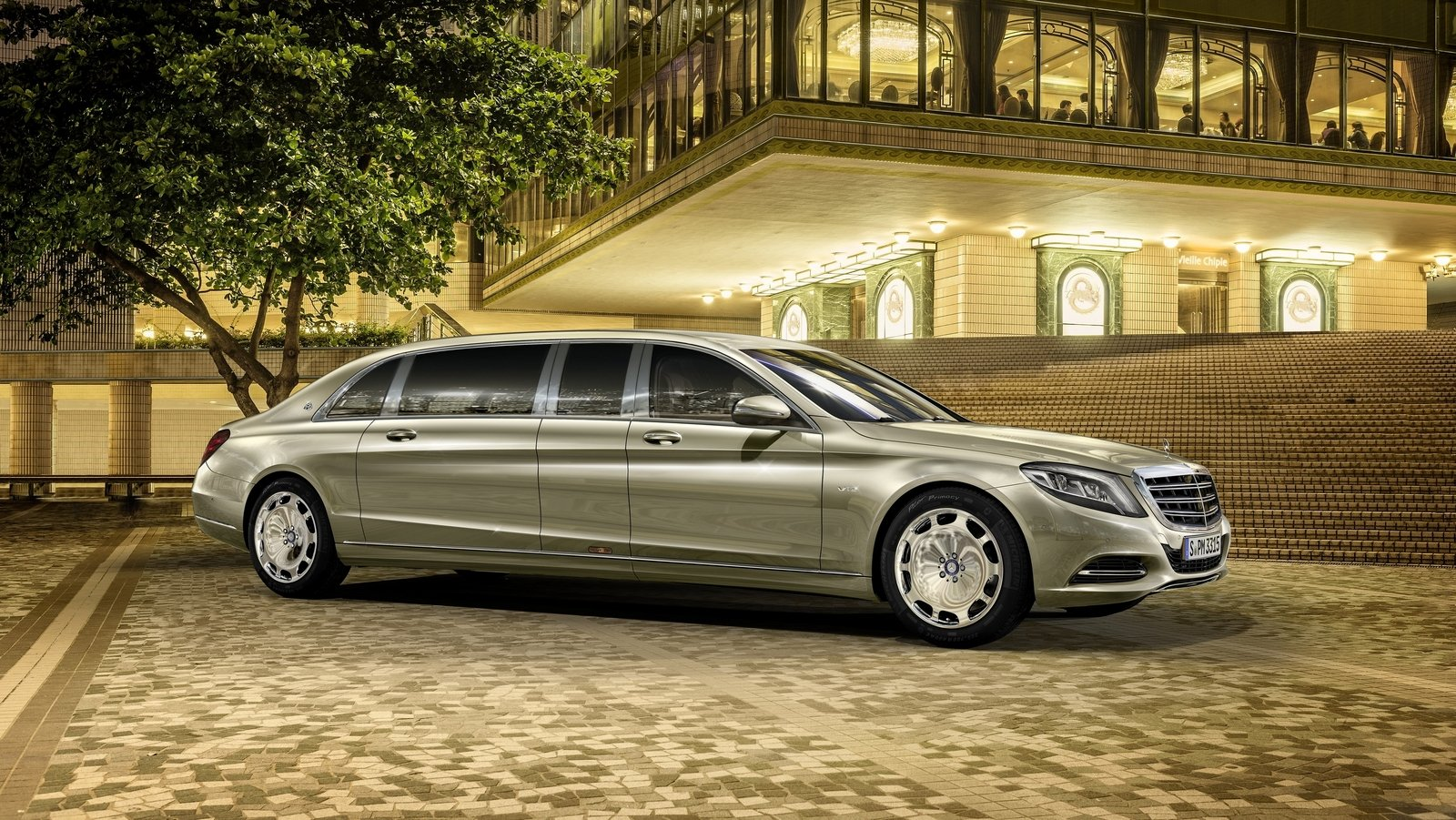 Mercedes Maybach 2016 Mercedes Maybach Pullman Top Speed
