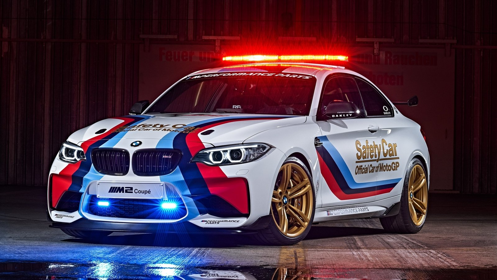 Bmw M2 Top Speed 2016 Bmw M2 Motogp Safety Car Top Speed