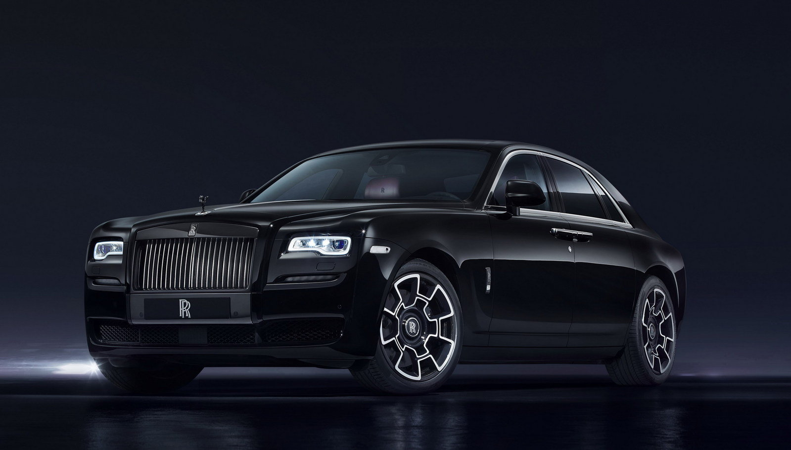 Bentley Car Logo Wallpapers Rolls Royce Ghost Black Badge Review Top Speed