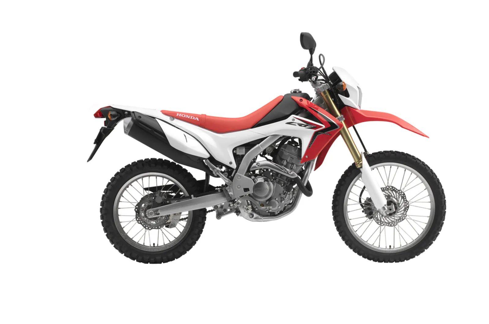 honda street legal dirt bike