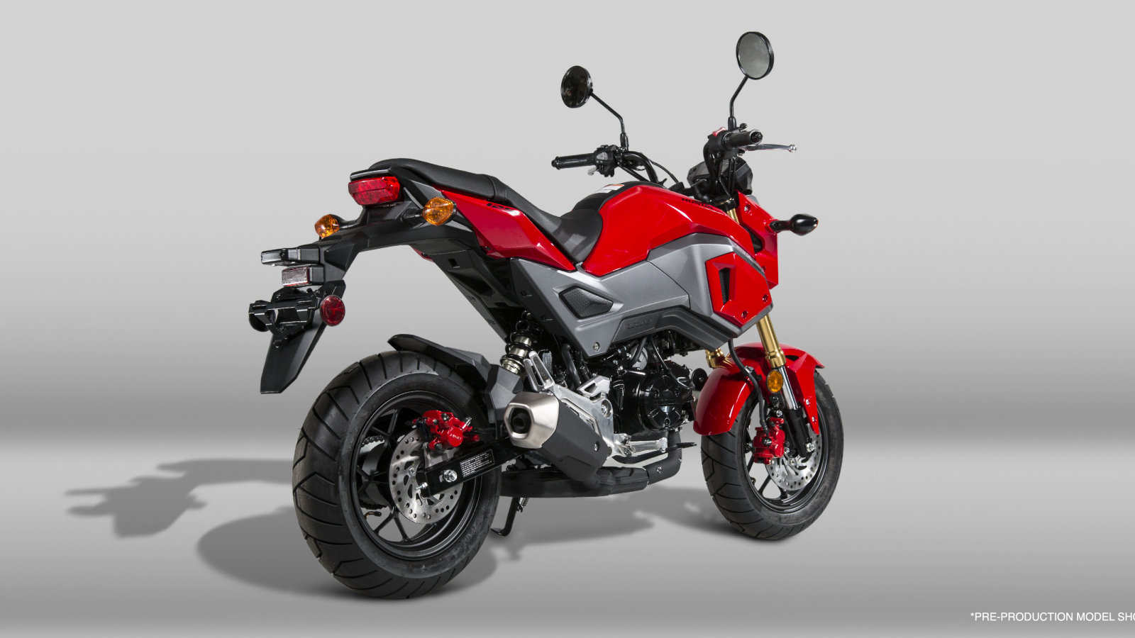 Honda Motorcycle Scooter 2017 2017 Honda Grom Picture 679122 Motorcycle Review Top