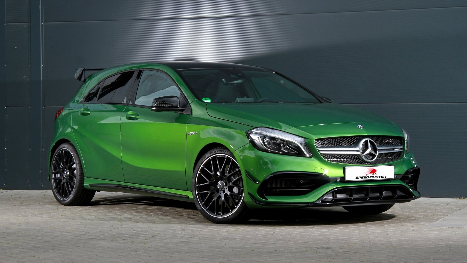Mercedes Amg A Class 2016 Mercedes Amg A45 By Speed Buster Top Speed