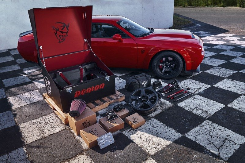 Full Powertrain Spec Sheet For Challenger SRT Demon Revealed, We