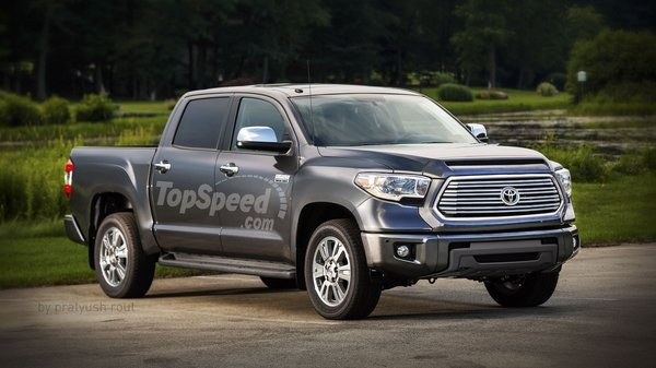 2019 Toyota Tundra Review - Top Speed