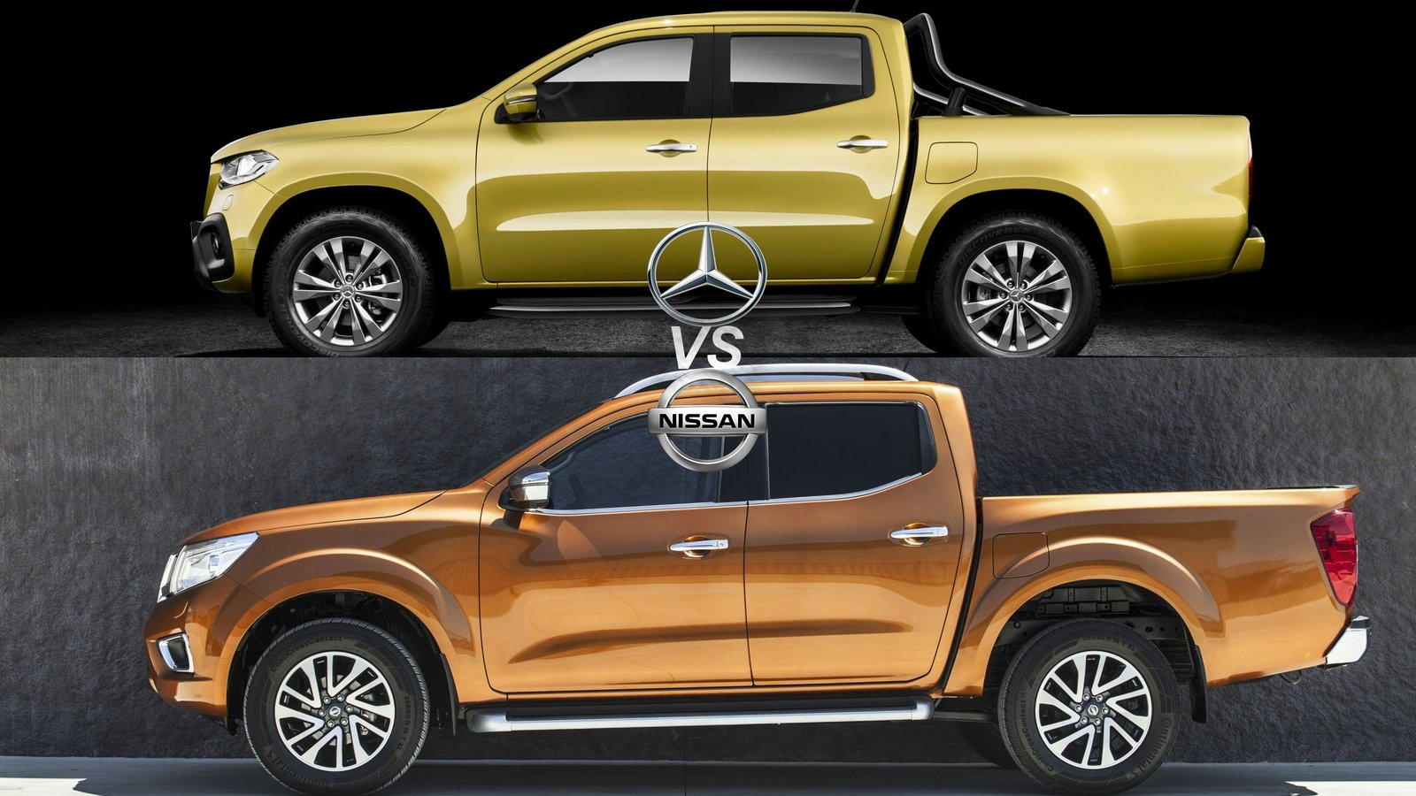 Mb X? S? Mercedes Benz X Class Vs Nissan Navara Top Speed