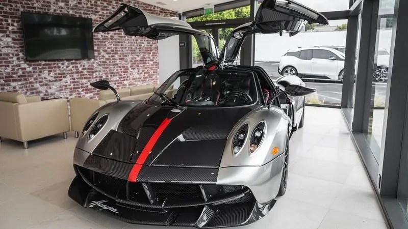 Pagani Zonda R Hd Wallpaper Pagani Cars Models Prices Reviews And News Top Speed