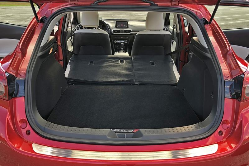 Rear Facing Car Seat Behind Driver Does The Mazda3 5 Door Make A Good Daily Driver For The
