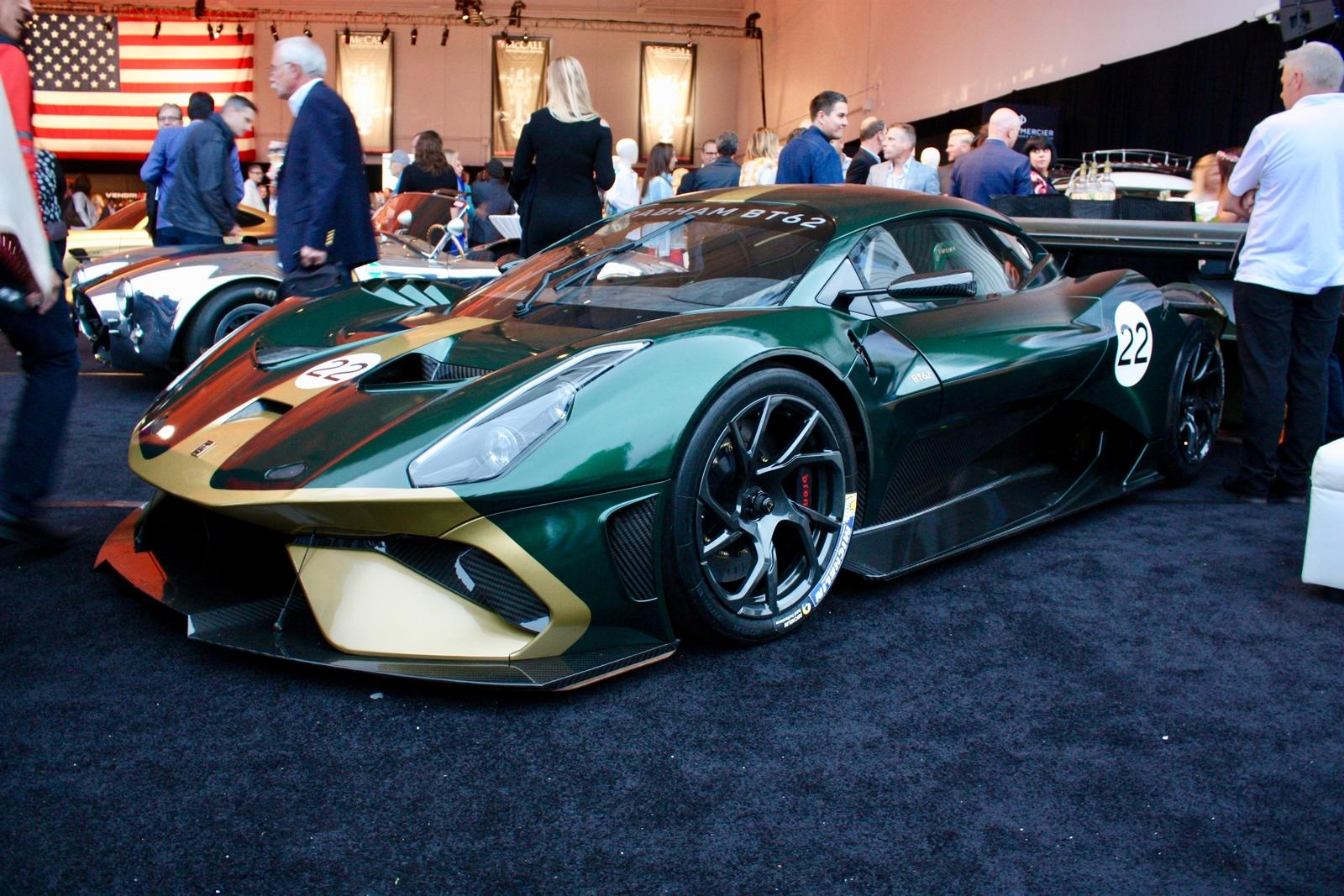 Cool Car Photos Wallpapers 2018 Brabham Bt62 Pictures Photos Wallpapers Top Speed